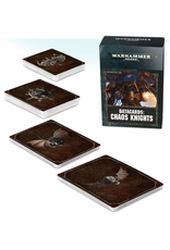 Warhammer 40K Datacards Chaos Knights