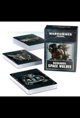 Warhammer 40K Datacards Space Wolves