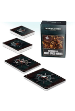 Warhammer 40K Datacards Chaos Space Marines