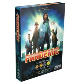 Pandemic-2013 Edition