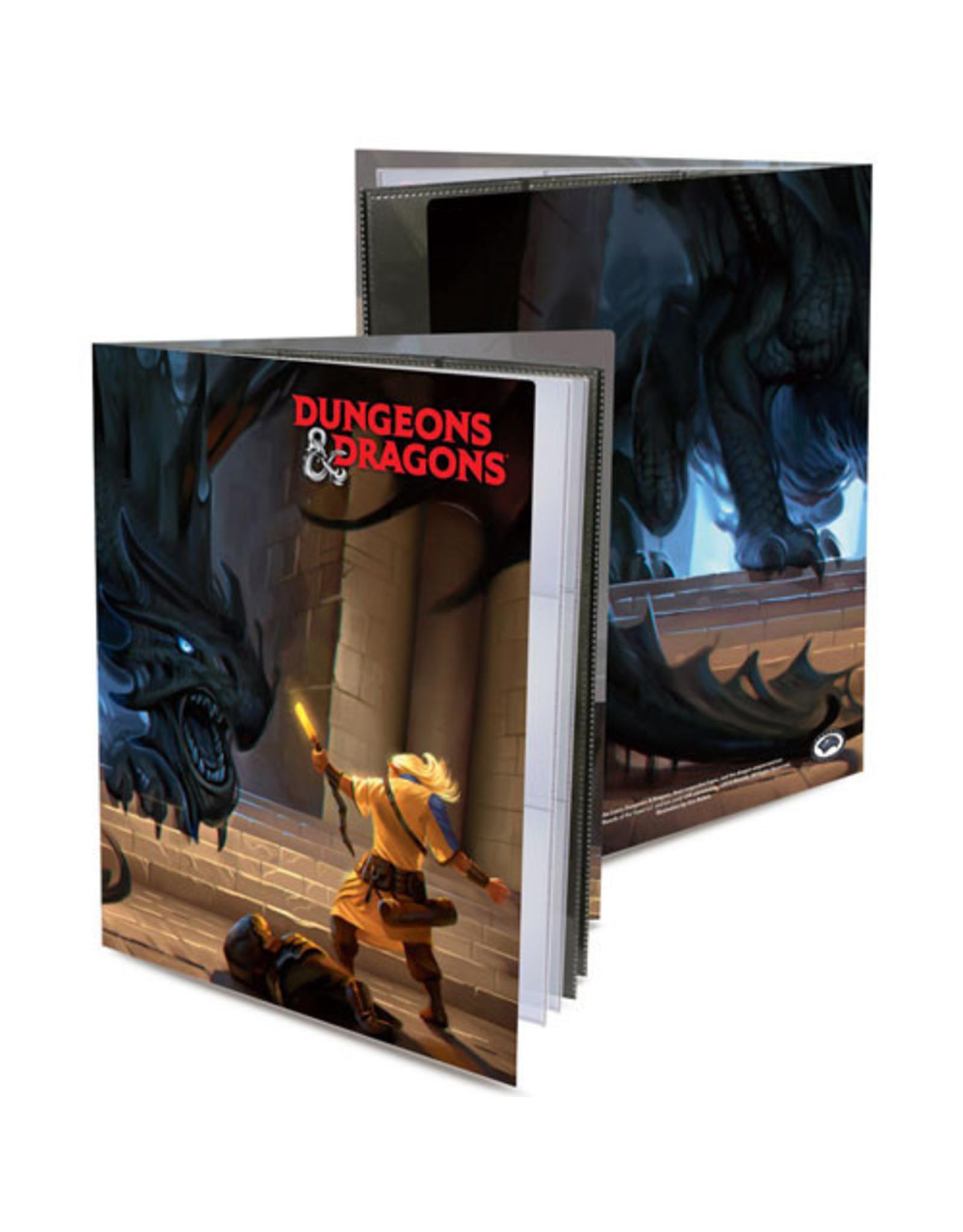 D&D Character Folio Shadow Dragon