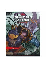 D&D The Explorer's Guide to Wildemount