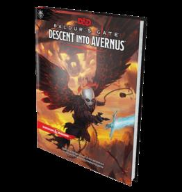 D&D Descent into Avernus (Regular Cover)