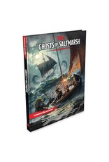 D&D Ghosts of Saltmarsh (regular cover)