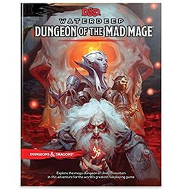 Dungeons & Dragons D&D Waterdeep Dungeon of the Mad Mage