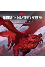Dungeons & Dragons D&D Next Dungeon Master's Screen Reincarnated