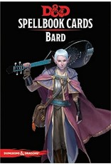 Dungeons & Dragons D&D Spellbook Cards Bard Deck