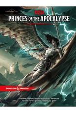 Dungeons & Dragons D&D Next Princes of the Apocalypse (elemental evil)