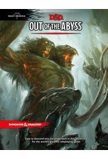 Dungeons & Dragons D&D Out of the Abyss