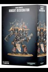 Warhammer 40K Chaos Knights Knight Desecrator
