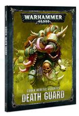 Warhammer 40K Codex Death Guard
