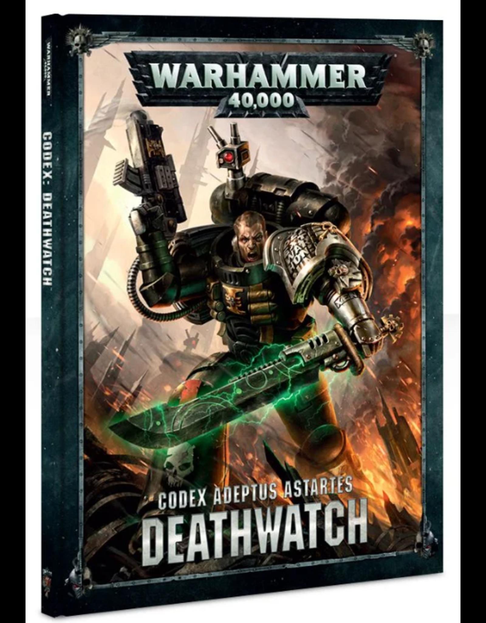 Warhammer 40K Codex Deathwatch