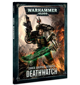 Warhammer 40K Codex Deathwatch