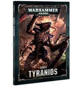 Warhammer 40K Codex Tyranids