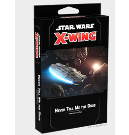 X-Wing Star Wars X-Wing: 2nd Edition Never Tell Me the Odds Obstacles Pack