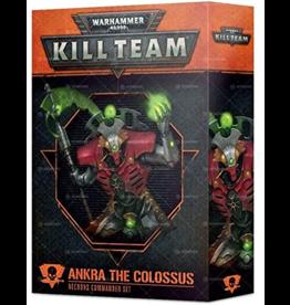Warhammer 40K Kill Team Commander Ankra the Colossus