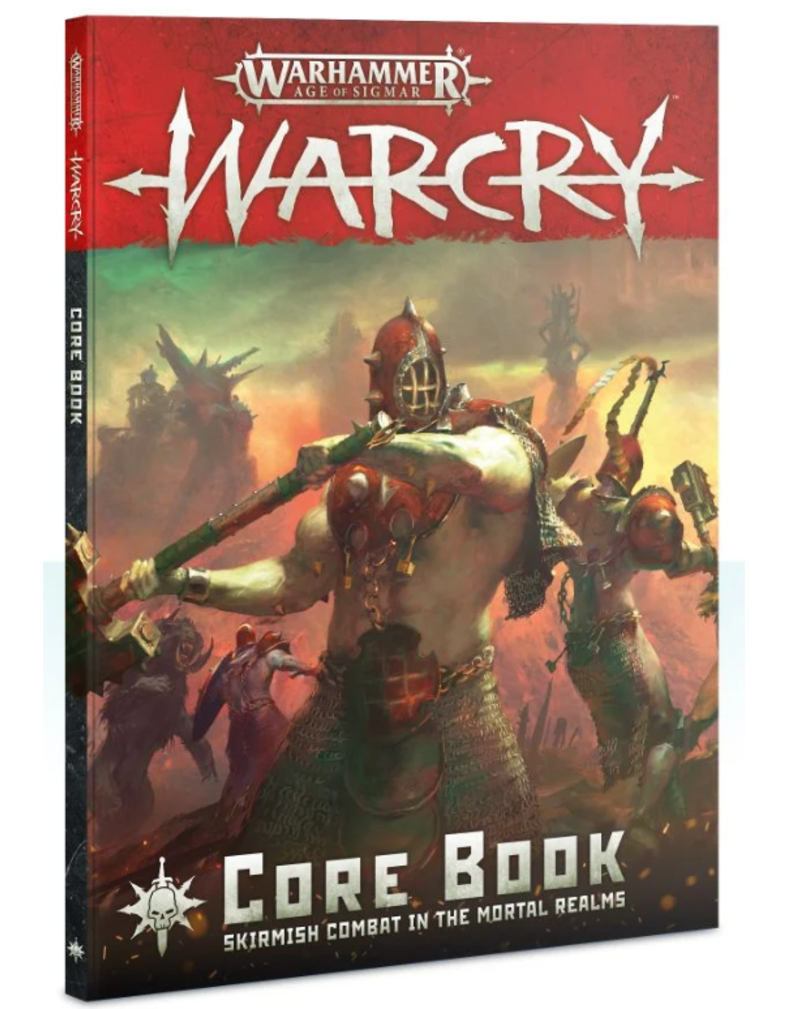Age of Sigmar Warcry Core Book