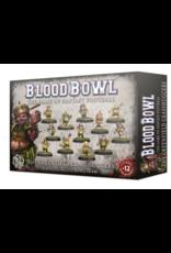 Greenfield Grasshuggers Halfling Blood Bowl Team