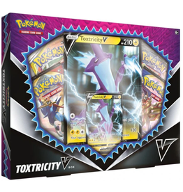 Pokemon Pokemon Toxtricity V Box