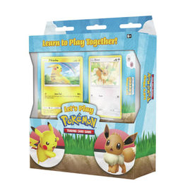 Pokemon Pokemon Lets Play TCG Box