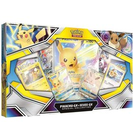 Pokemon Pokemon Pikachu GX & Eevee GX Box