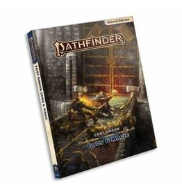 Pathfinder 2E Lost Omens Guide Gods & Magic