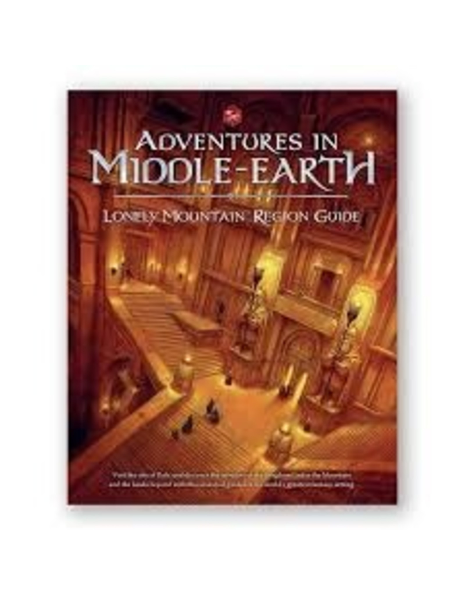 Adventures in Middle Earth Lonely Mountain Guide