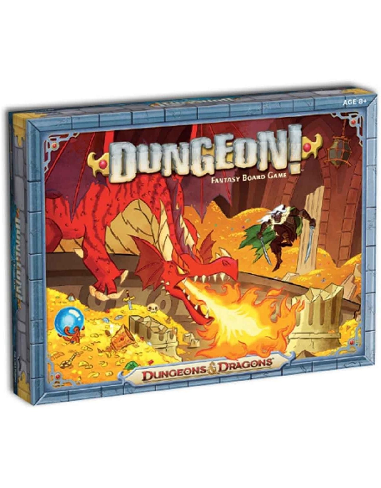 D&D Dungeon! Board Game