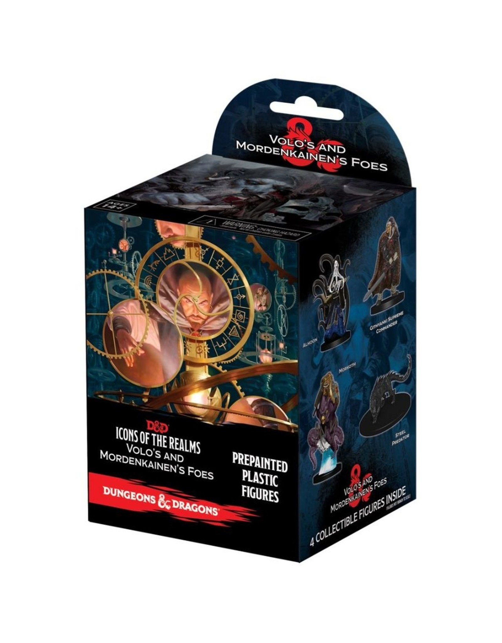 D&D Icons of the Realms Set 13 Volo & Mordenkainens