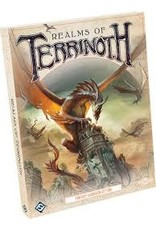 Genesys RPG: Realms of Terrinoth Hardcover