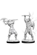 D&D Female Goliath Barbarian