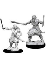 Dungeons & Dragons D&D NMU Bandits W8