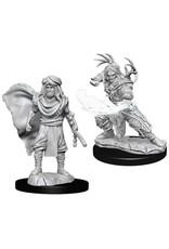 Dungeons & Dragons D&D NMU Male Human Druid
