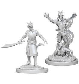 Dungeons & Dragons D&D NMU Male Tiefling Warlock