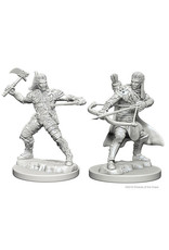 Dungeons & Dragons D&D NMU Human Male Ranger