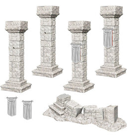 Dungeons & Dragons Deep Cuts Pillars & Banners