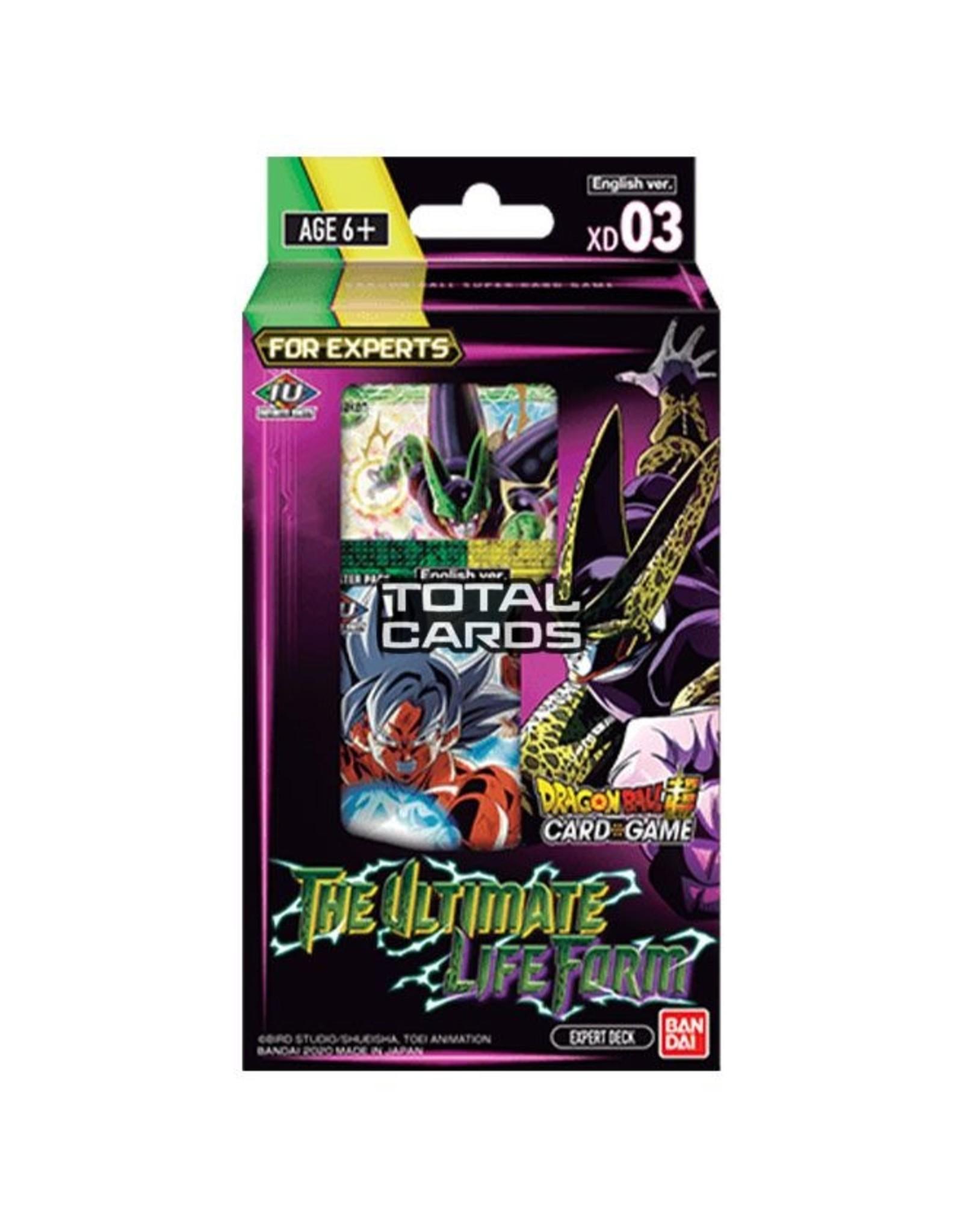 Dragon Ball Dragon Ball Super  Expert Starter 3