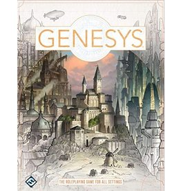 Genesys RPG: Core Rulebook Hardcover