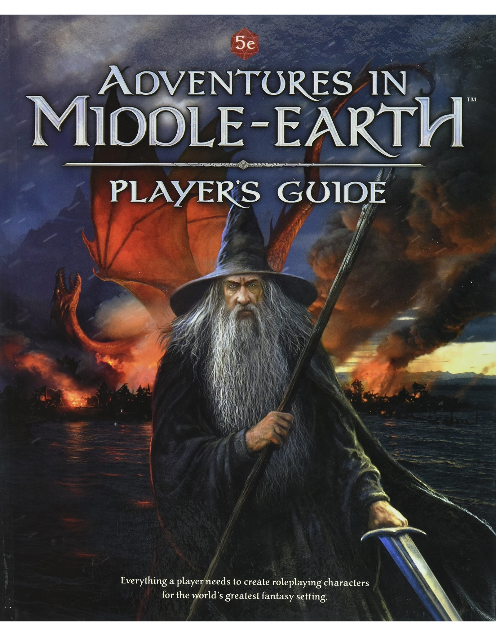 5E Adventures in Middle-Earth guide