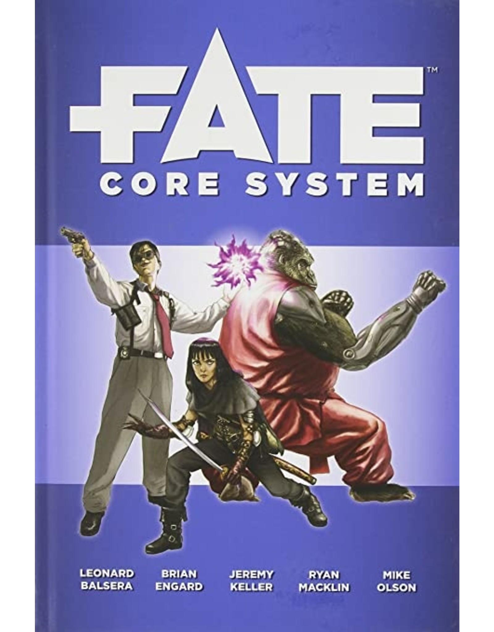 Fate: Core System