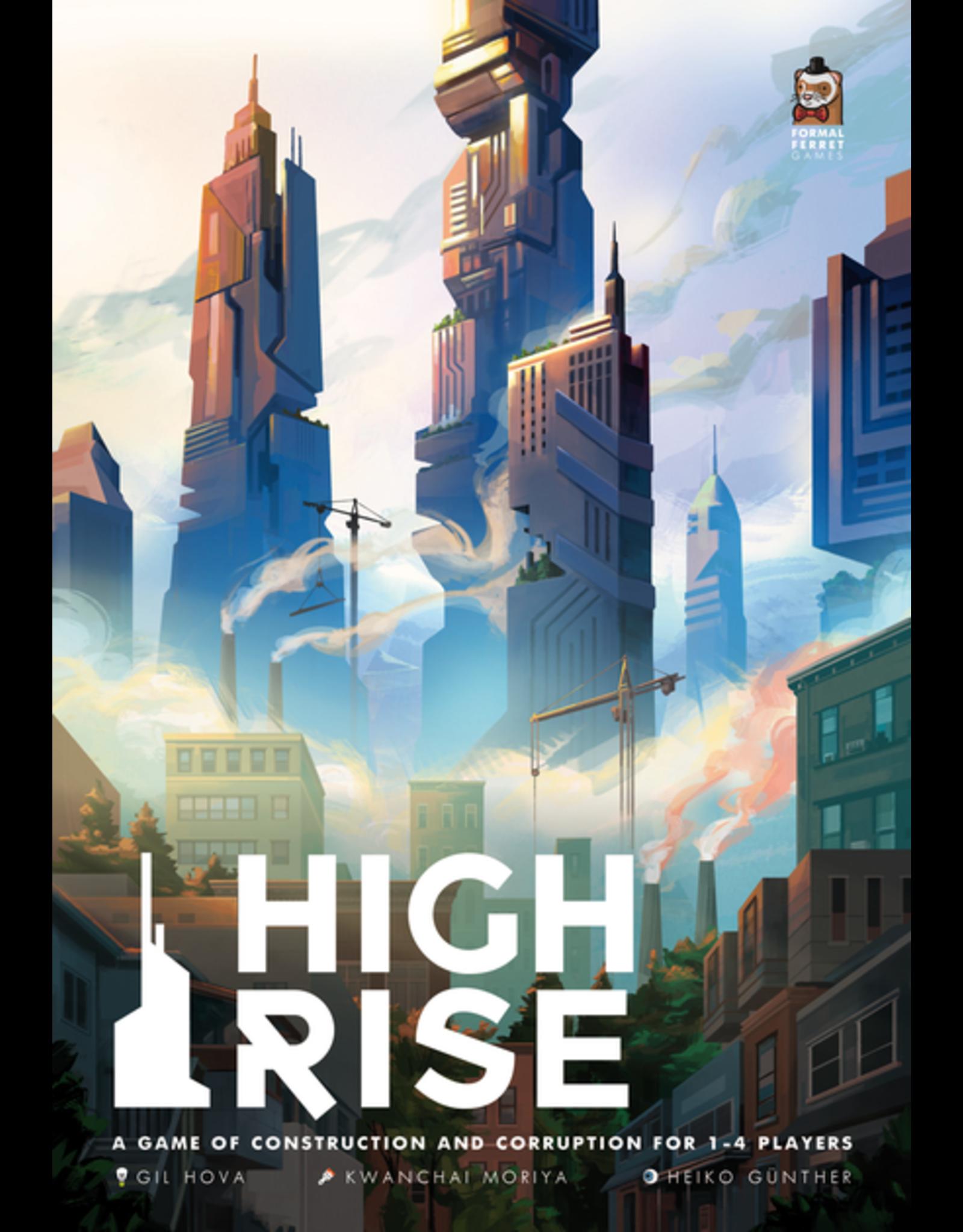 High Rise - Kickstarter Pre-Order