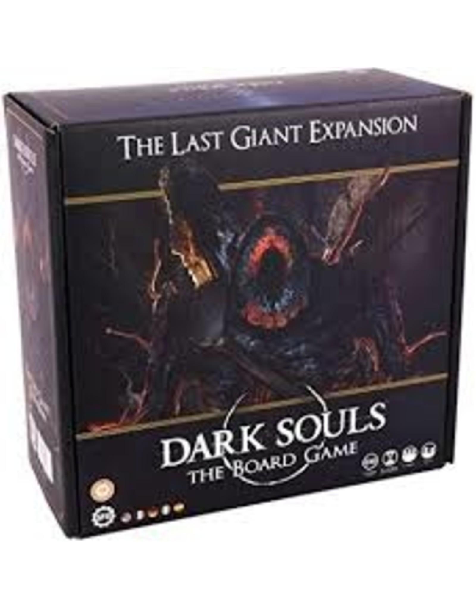 Dark Souls Last Giant Expansion
