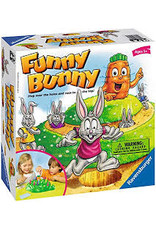 Games Start Here Funny Bunny