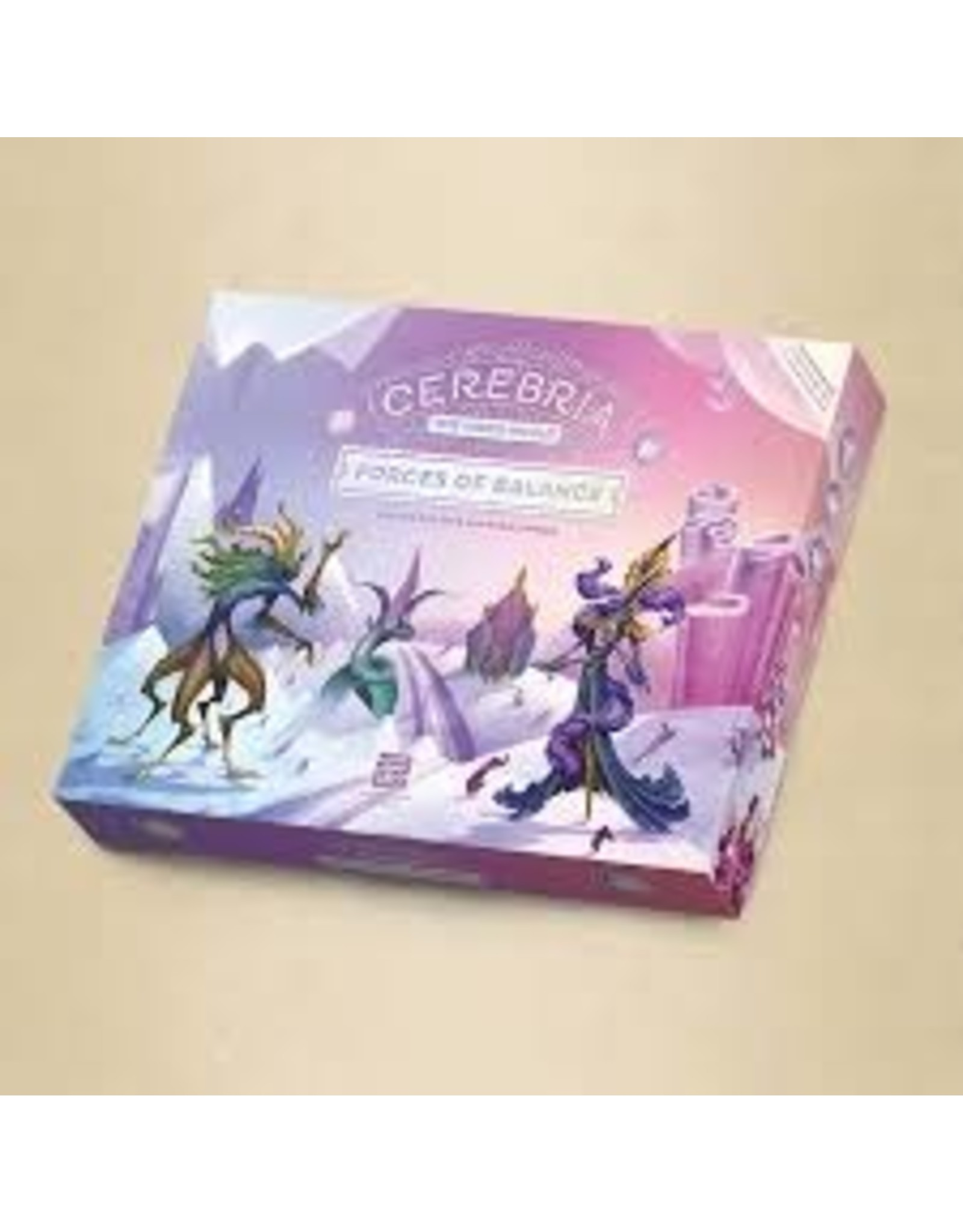 Cerebria Forces of Balance Expansion