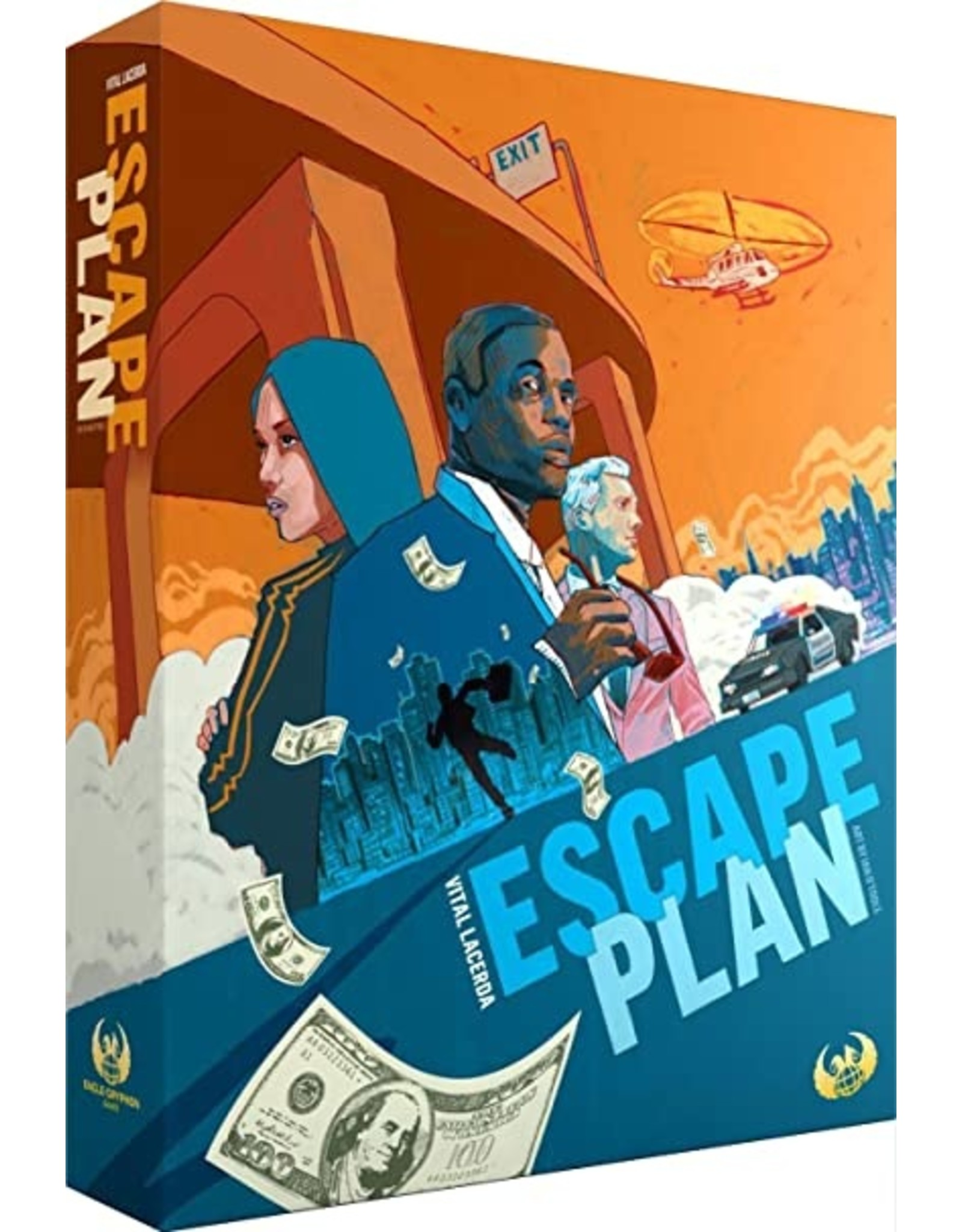 Escape Plan Deluxe