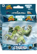 King of Tokyo 2nd Edition Cthulhu Monster Pack