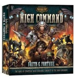 High command WM Card Game