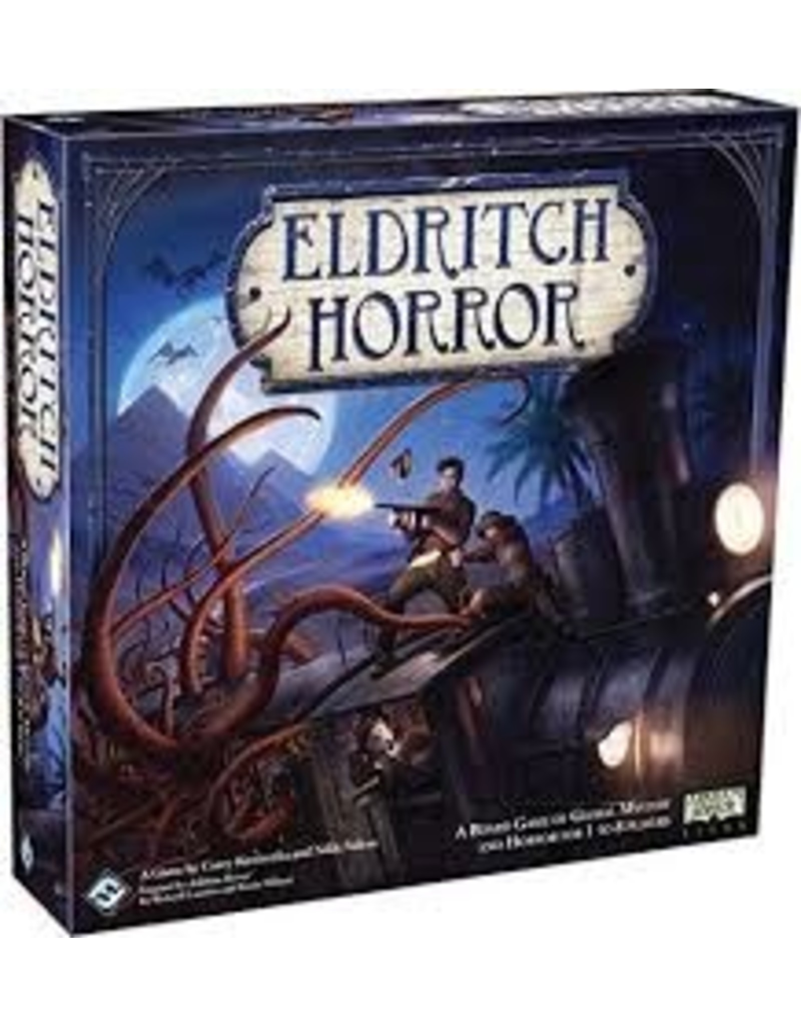 Eldritch Horror