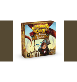 Merchant's Cove: Dragon Rancher Expansion - Kickstarter Pre-Order