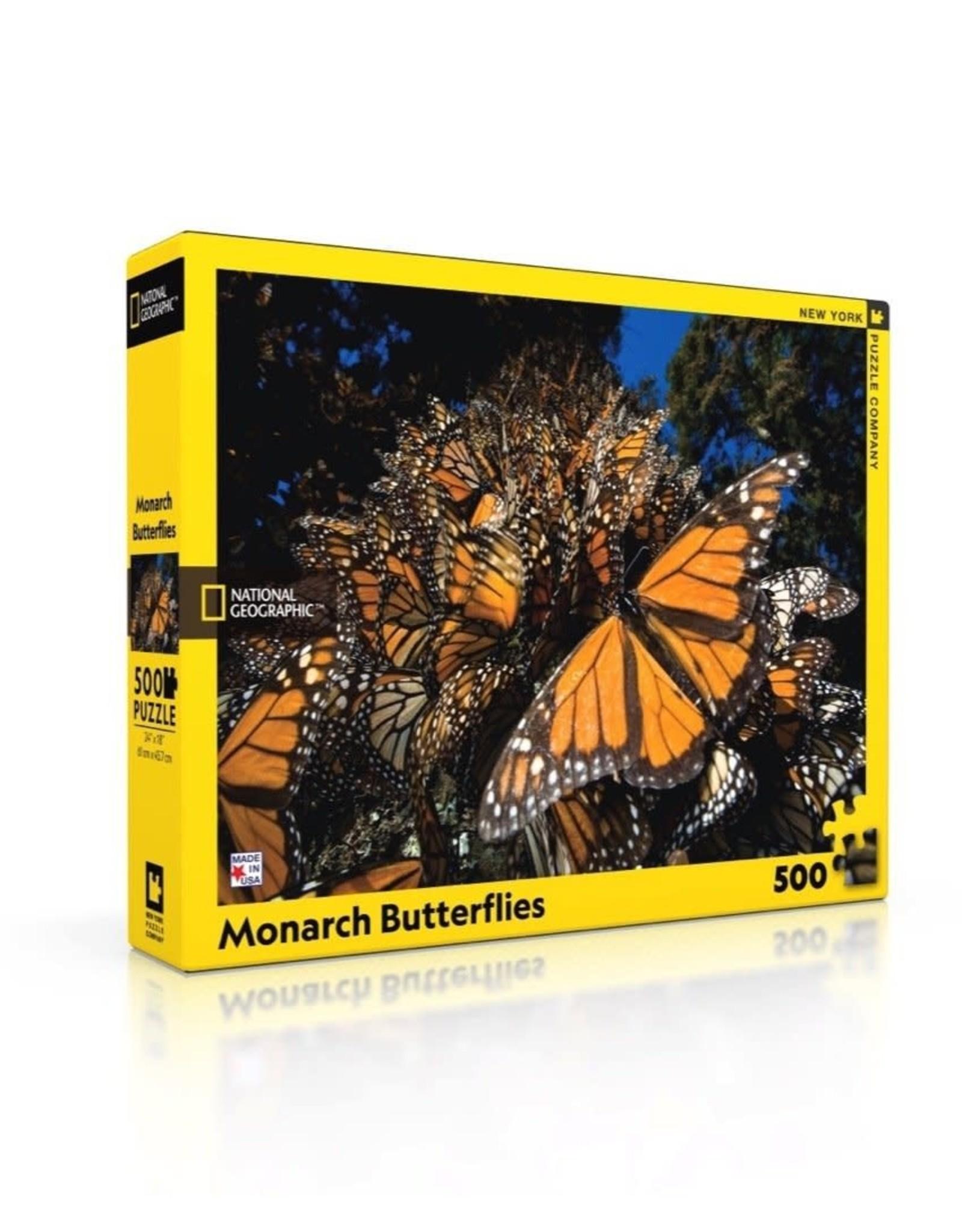 Monarch Butterflies - 500 piece